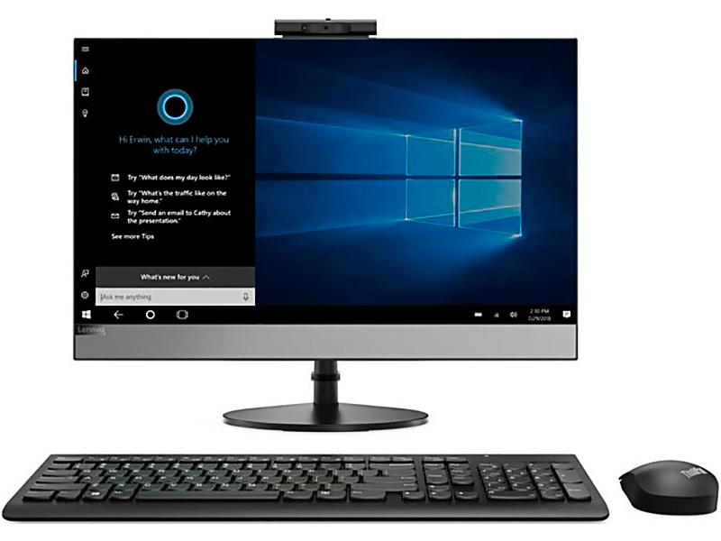 Моноблок Lenovo V530-24ICB Black 10UW00M5RU (Intel Core i7-9700T 2.0 GHz/16384Mb/512Gb SSD/DVD-RW/Intel HD Graphics/Wi-Fi/Bluetooth/Cam/23.8/1920x1080/Windows 10 Pro 64-bit) моноблок lenovo v530 24icb 10uw00gcru intel core i3 9100t 3 1ghz 4096mb 128gb ssd dvd rw intel hd graphics wi fi bluetooth 23 8 1920x1080 no os
