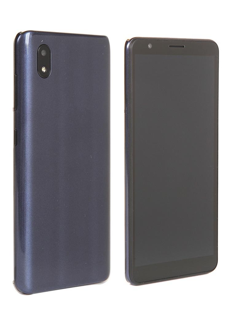 Сотовый телефон ZTE Blade A3 2020 NFC Dark Grey