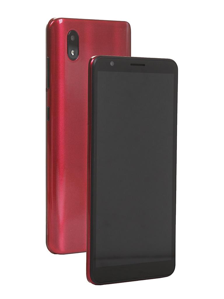 Сотовый телефон ZTE Blade A3 (2020) NFC Red