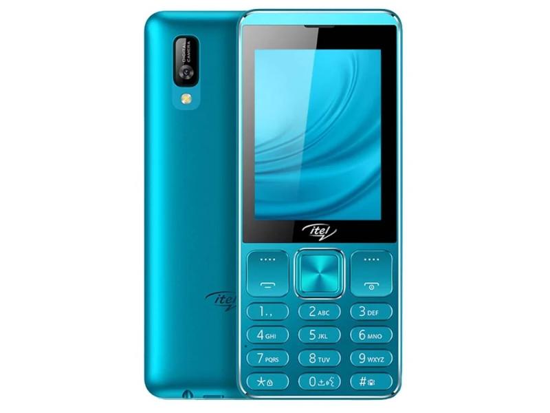 Сотовый телефон itel IT6320 Blue