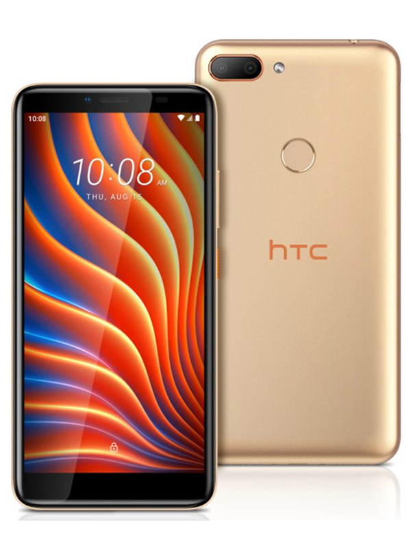Сотовый телефон HTC Wildfire E Gold