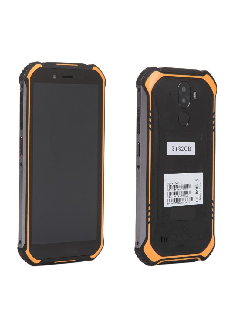Сотовый телефон DOOGEE S40 3/32GB Orange