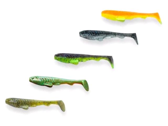 Приманка Crazy Fish Tough 2.8 59-70-M39-6