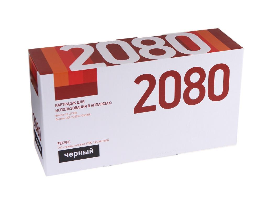 Картридж EasyPrint LB-2080 для Brother HL-2130R/DCP-7055R boxpop lb 164 35