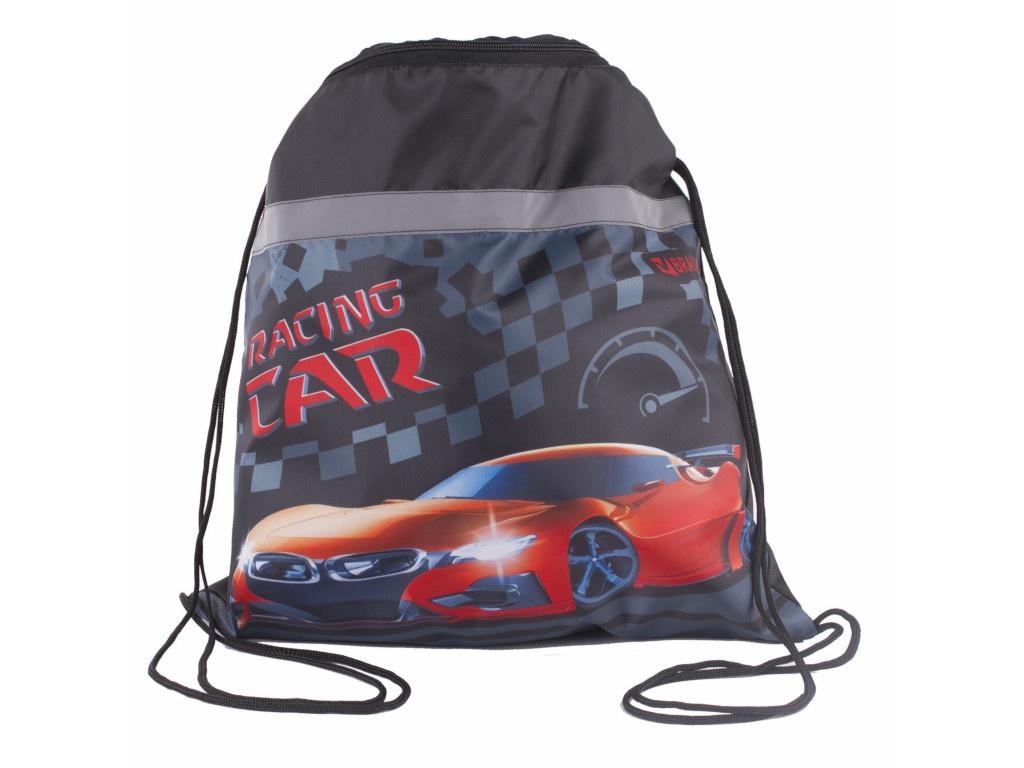 Мешок для обуви Brauberg Racing Car 490x410mm 229171