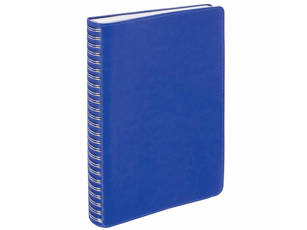 Бизнес-тетрадь Brauberg Office Pro А5 80 листов Blue 111045