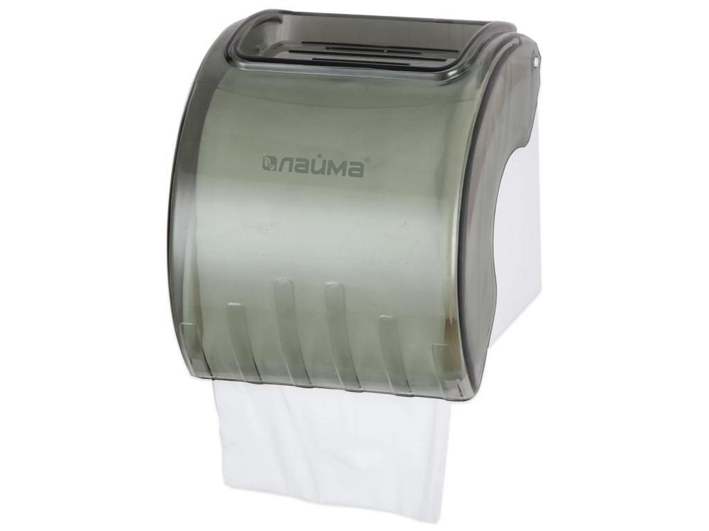 Диспенсер для туалетной бумаги Лайма 605044