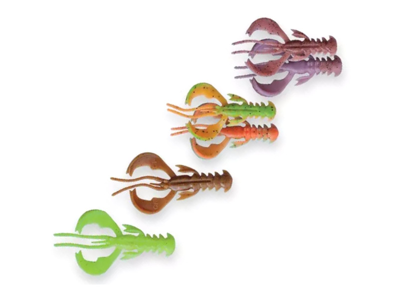 Приманка Crazy Fish Nimble 2 50-50-M110-6-F