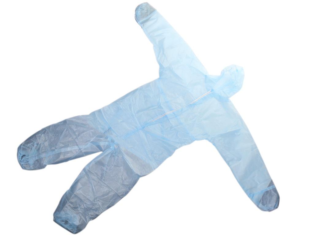 Комбинезон ТД Спецперчатка Каспер КОМ102 р.60 XXXL Blue