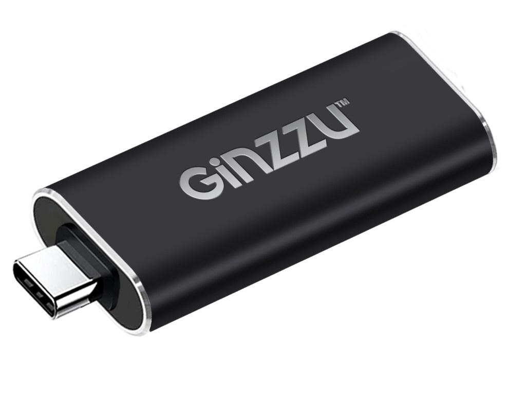 Фото - Аксессуар Ginzzu USB Type-C - HDMI GC-870HC аксессуар lenovo plus power usb c to hdmi 4x90k86567