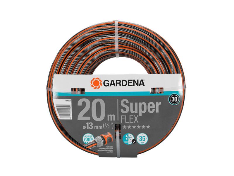 Шланг Шланг GARDENA SuperFLEX 1/2 20 метров шланг gardena 13015 20