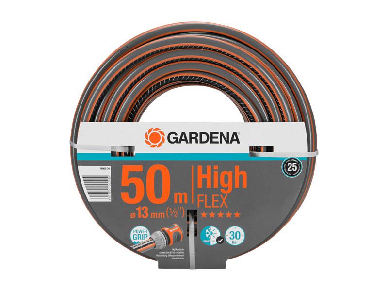 цена на Шланг Gardena Highflex 10x10 1/2 50m 18069-20.000.00