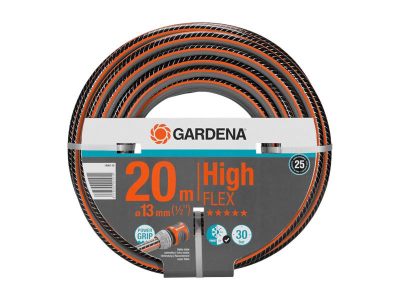 цена на Шланг Gardena Highflex 10x10 1/2 20m 18063-20.000.00