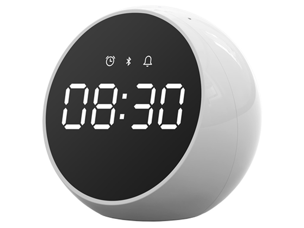Часы Xiaomi ZMI Alarm Clock Speaker NZBT01