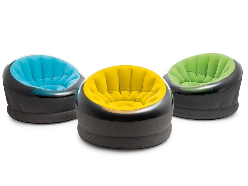 Надувное кресло Intex 112x109x69cm 66582