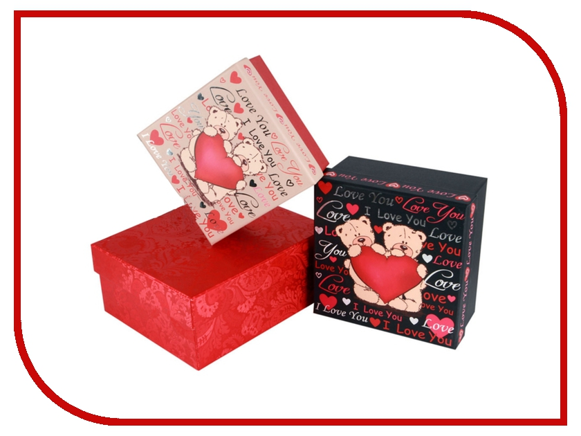 Коробка для подарка до 20см