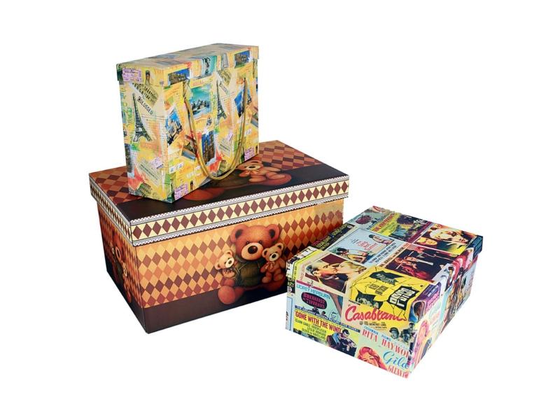 Коробка для подарка до 60см