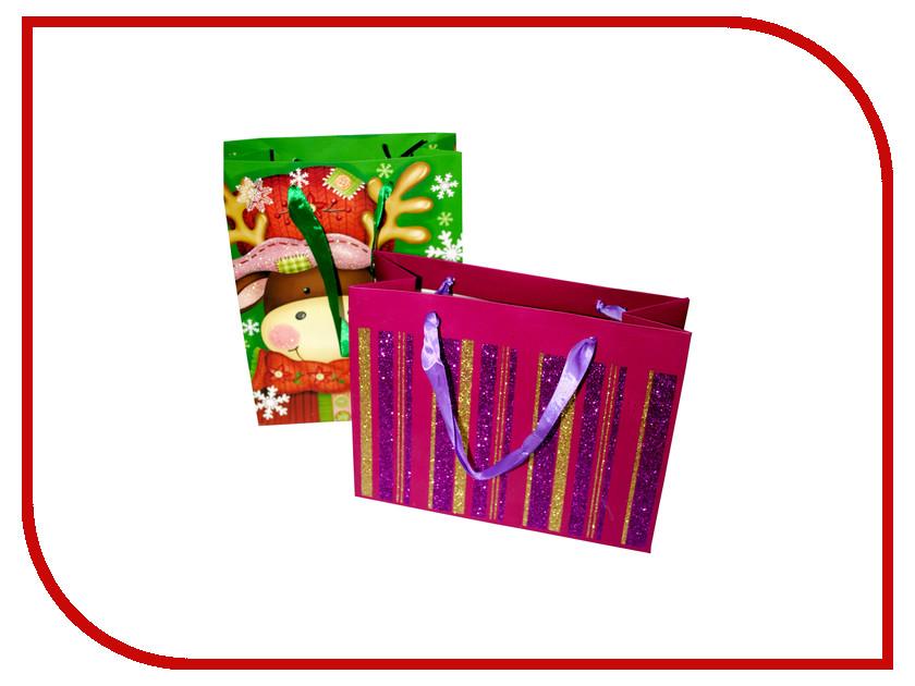 Пакет для подарка средний