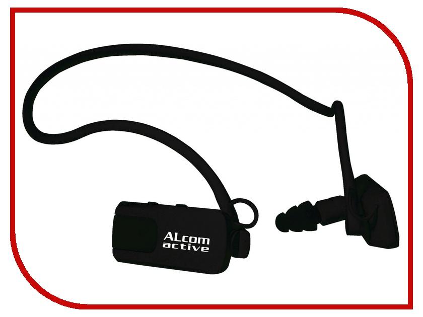 Плеер ALcom Active WP-400 - 4Gb Black - водонепроницаемый!<br>