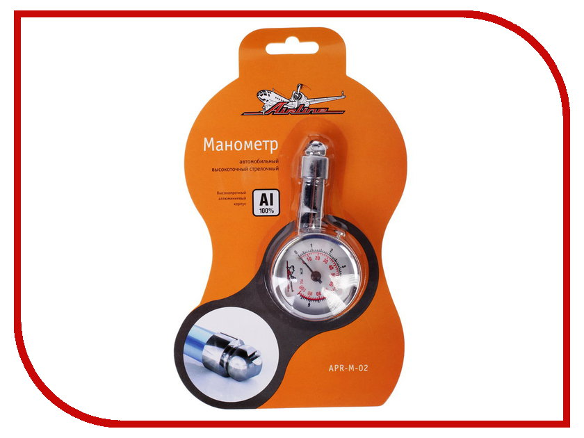 Манометр Airline APR-M-02<br>