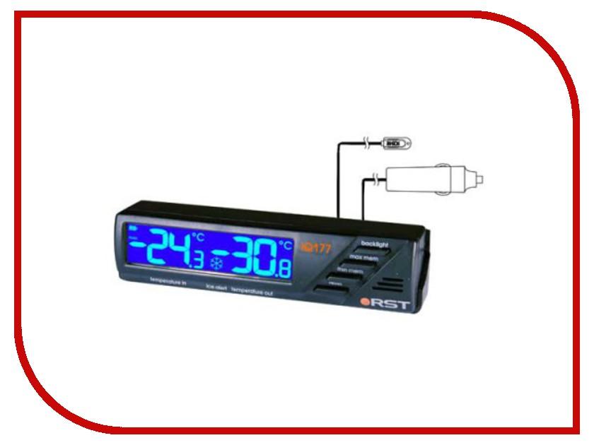 Термометр RST 02177 автомобильный аксессуар rst 02180 термометр автомобильный