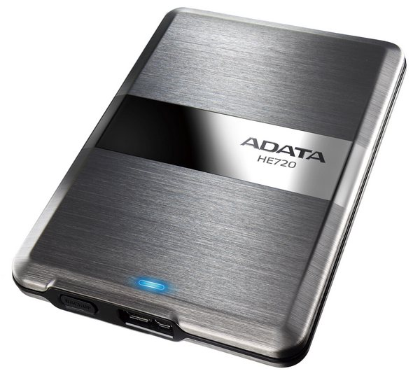 Жесткий диск ADATA DashDrive Elite HE720 500GB от Pleer