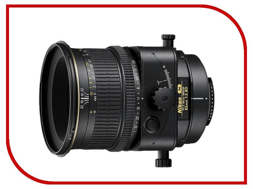 Объектив Nikon Nikkor PC-E Micro 85 mm f/2.8D<br>