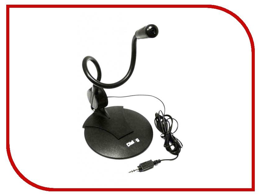 Микрофон Dialog M-103B Black