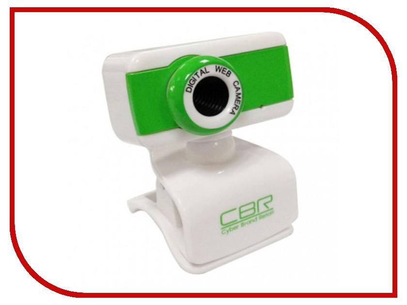 Вебкамера CBR CW 832M Green ch123 cbr