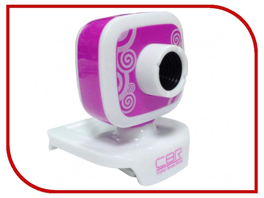 Вебкамера CBR CW 835M Purple