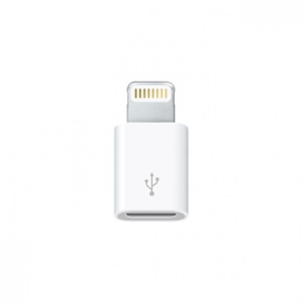 Аксессуар APPLE Lightning to Micro USB Adapter MD820ZM/A