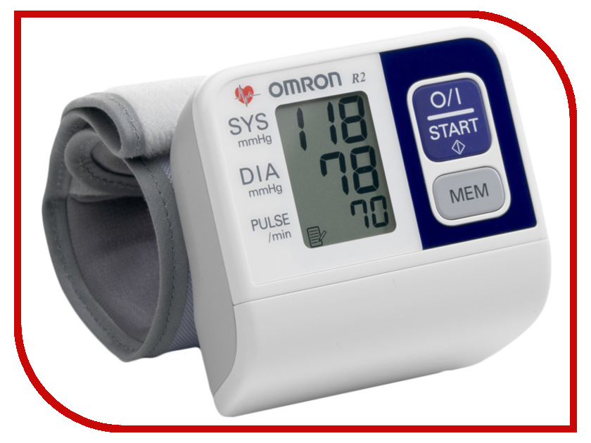 Тонометр Omron R2 HEM-6113-RU omron r2 hem 6113 ru blood pressure monitor home health care monitor heart beat meter machine tonometer automatic digital