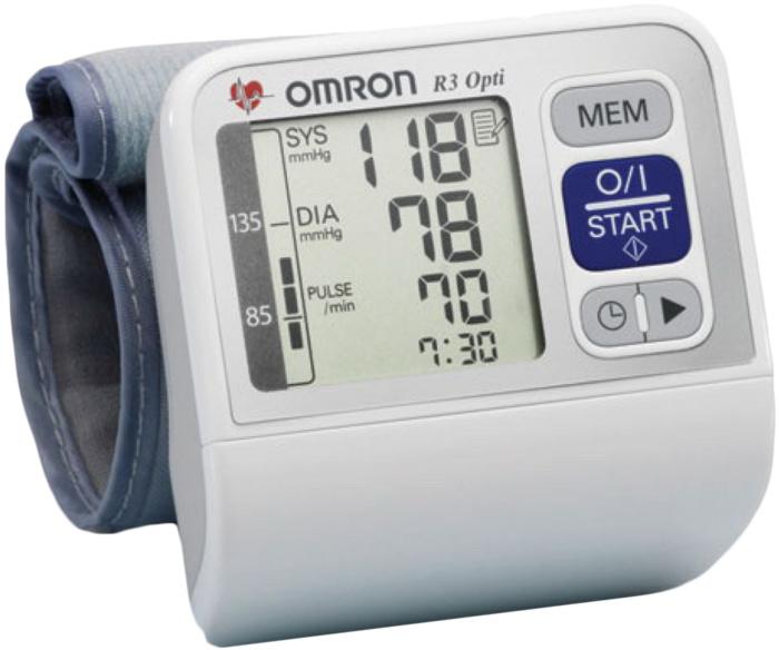 Тонометр Omron R3 Opti HEM-6200-RU тонометр omron s1 hem 4030 ru