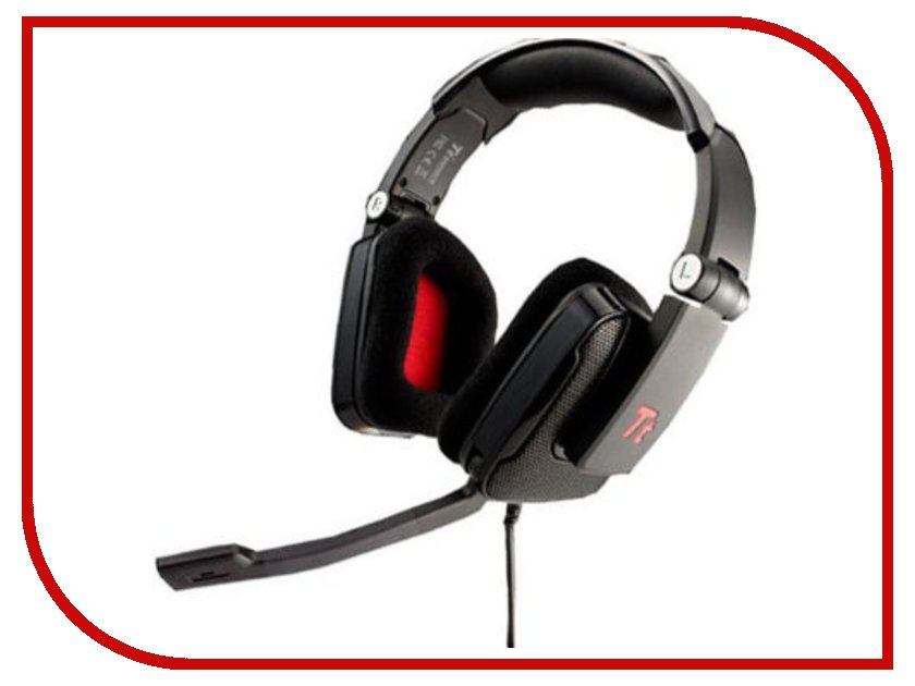 Гарнитура Tt eSPORTS by Thermaltake Shock Gaming Headset