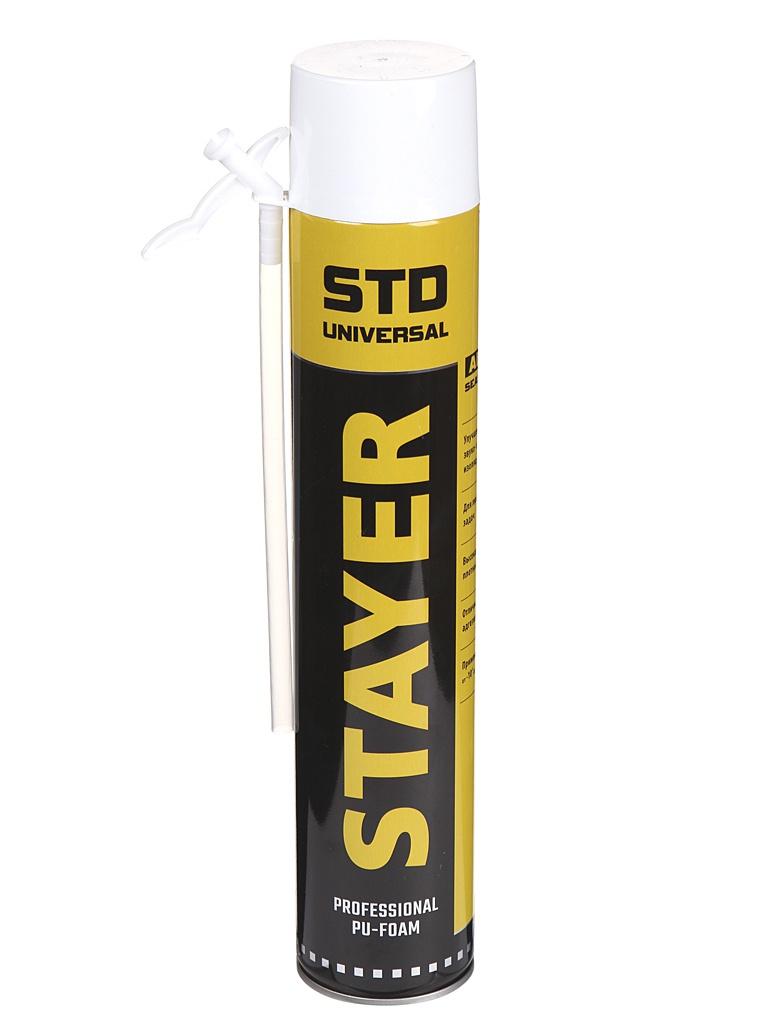 Пена монтажная Stayer STD 750ml 41133