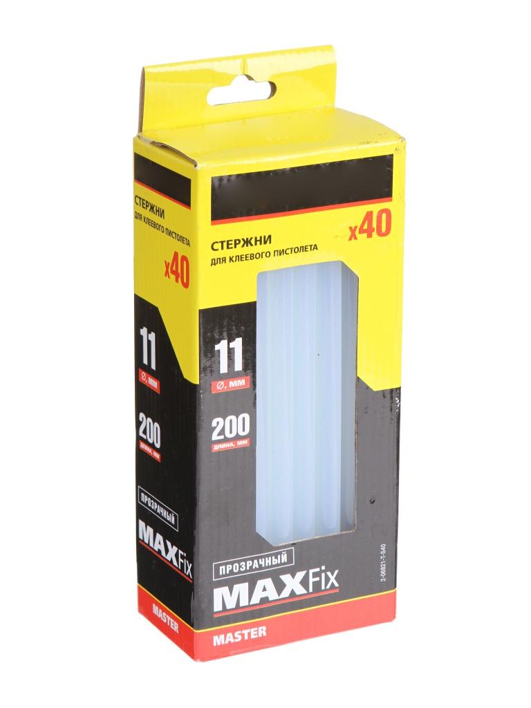 Клеевые стержни Stayer Master 11x200mm 40шт 2-06821-T-S40