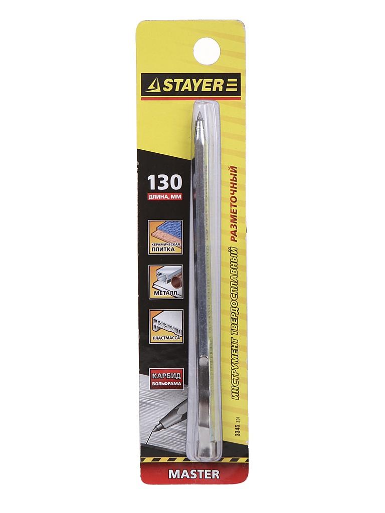 Карандаш разметочный Stayer 130mm 3345 / z01
