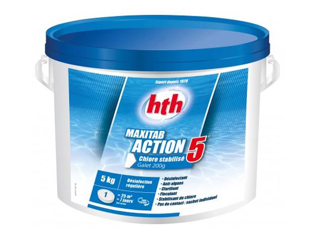 HTH Maxitab Action 5 in 1 5kg K801757H2