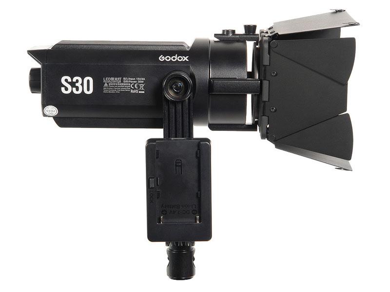 Студийный свет Godox S30 27542