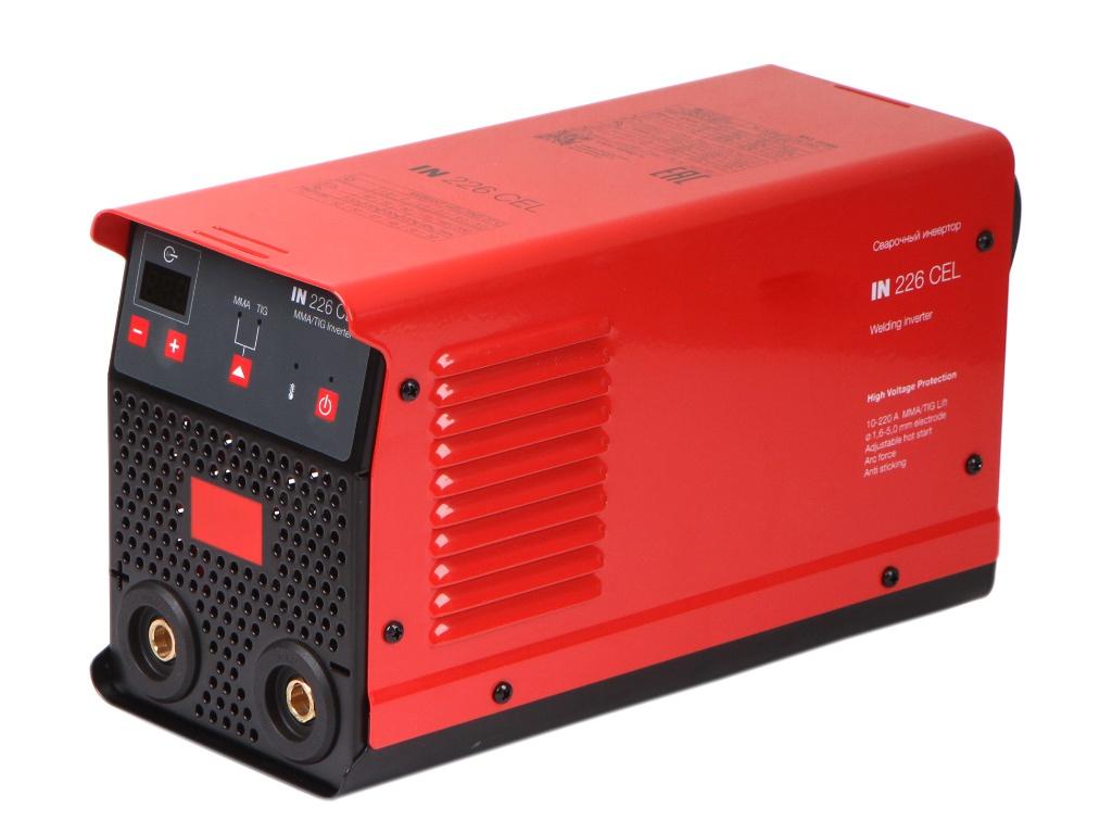 Сварочный аппарат Fubag IN 226 CEL НАКС 31466.H