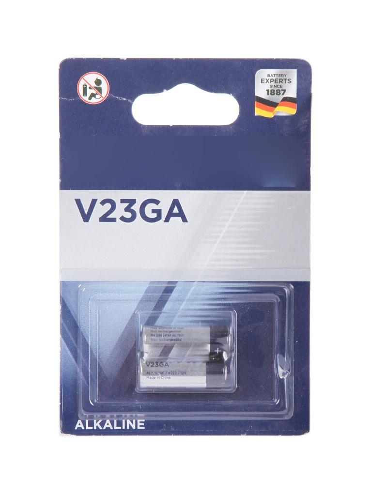 Батарейка V23GA - Varta 23AE/2BL MN21