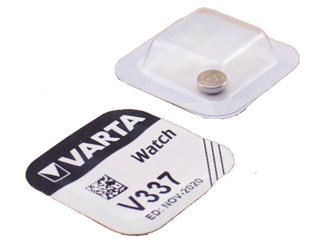 Батарейка 337 - Varta SR416SW/10BOX