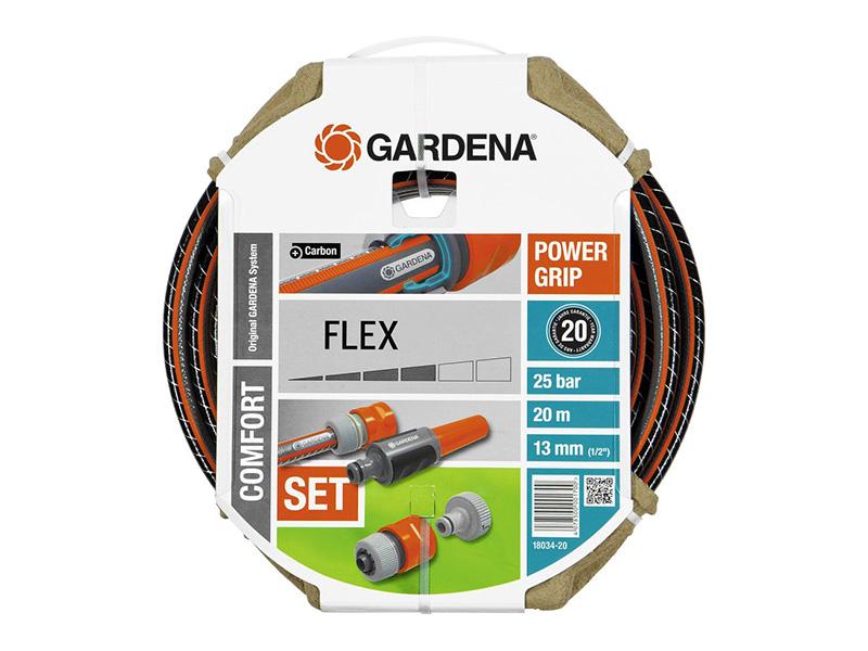 Шланг GARDENA комплект FLEX 1/2 20 метров
