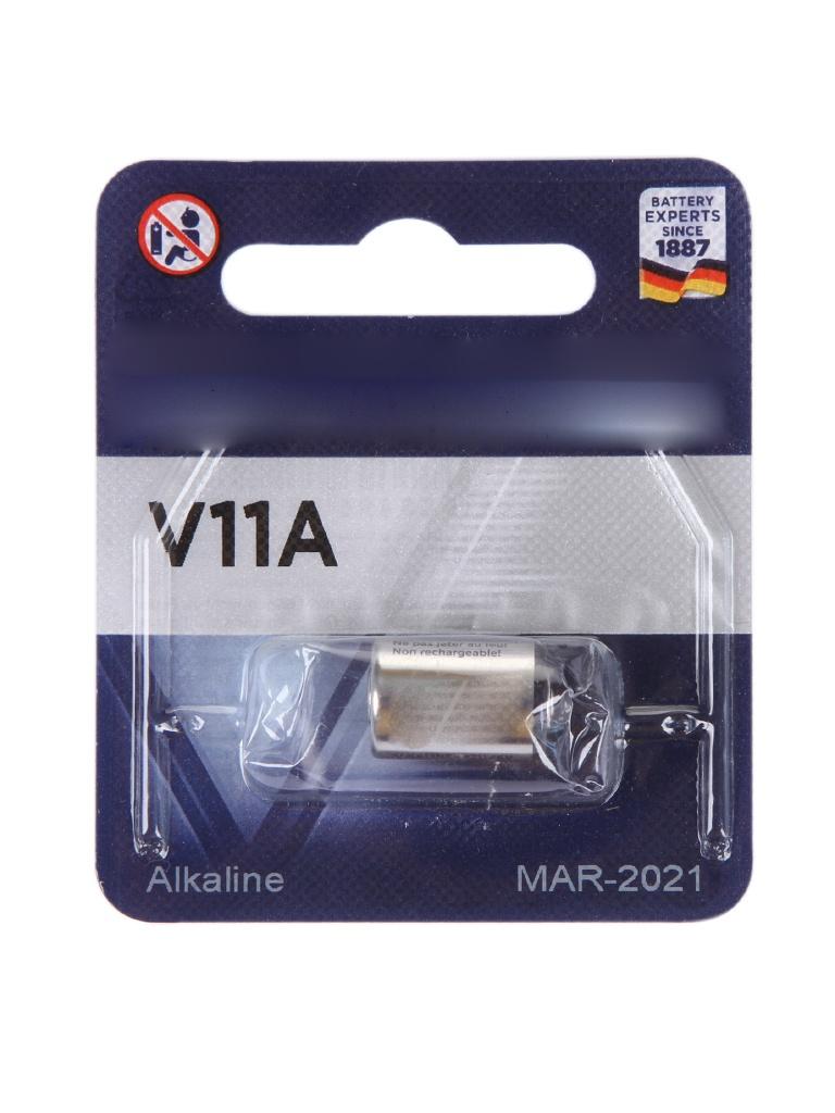 Батарейка V11A - Varta VR V11A/1BL