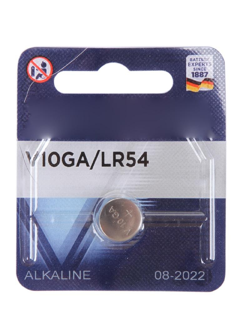 Батарейка V10GA - Varta VR V10GA/1BL