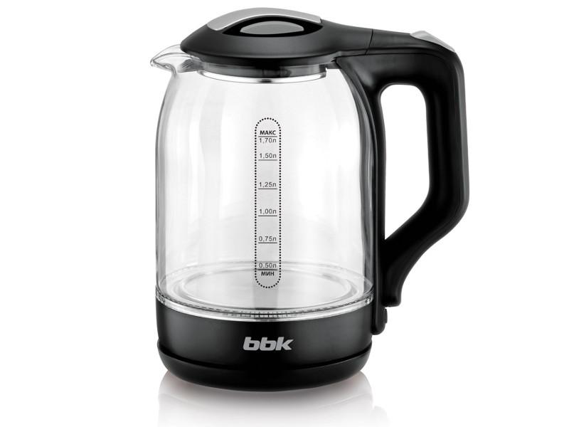 Чайник BBK EK1724G Black