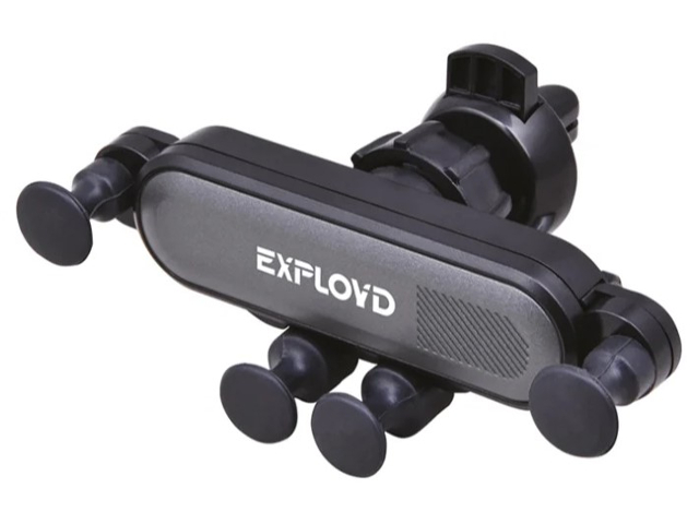 Держатель Exployd Classic Black-Grey EX-H-746