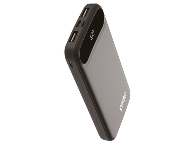 Внешний аккумулятор Exployd Power Bank Sonder Slim 10000mAh Black EX-PB-739