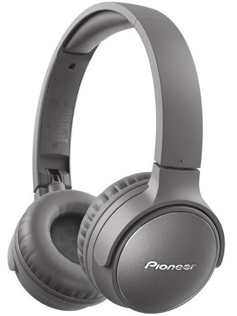 Наушники Pioneer SE-S6BN-H Grey
