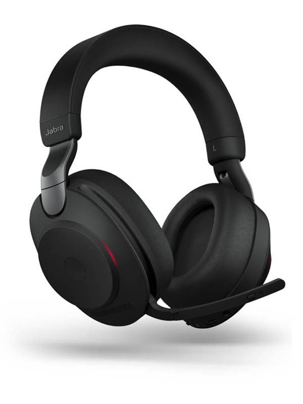 Наушники Jabra Evolve2 85 Link380a MS Stereo Stand Black 28599-999-989